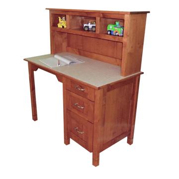 Flex Student Desk Hutch